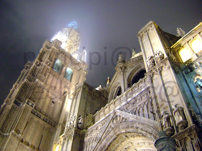 Niebla en Toledo